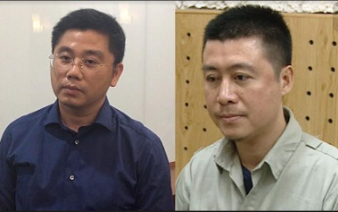 Nguyễn Văn Dương và Phan Sào Nam.