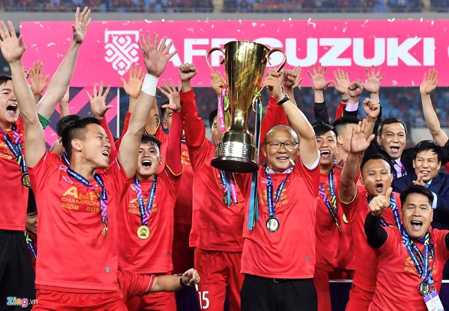Đội tuyển Việt Nam vô địch AFF Cup 2018