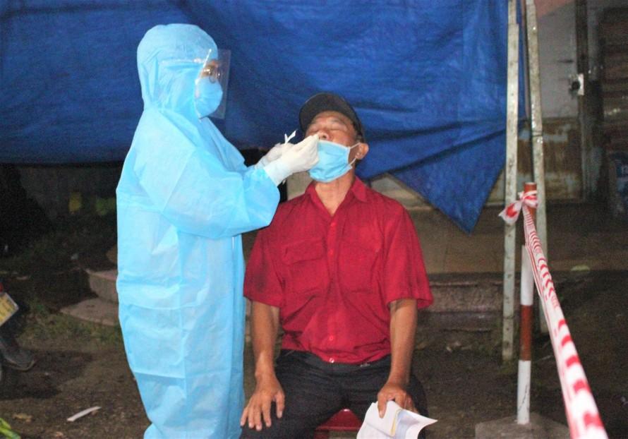 Đắk Lắk đã ghi nhận 117 trường hợp dương tính với SARS-CoV-2