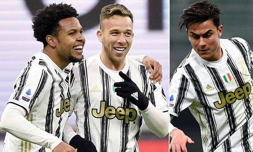 Dàn sao Juventus phá rào, tụ tập ăn chơi giữa dịch bệnh