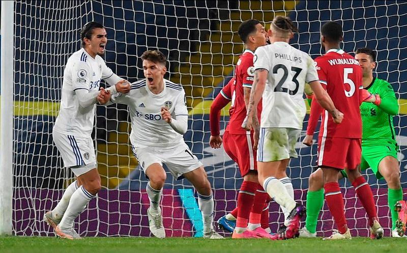 Hòa run rẩy Leeds, Liverpool lỡ cơ hội trở lại Top 4 Ngoại ...