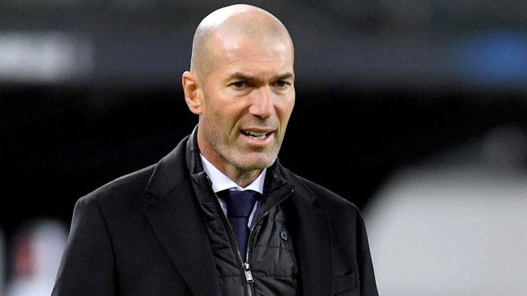 HLV Zidane rời Real Madrid vào cuối mùa