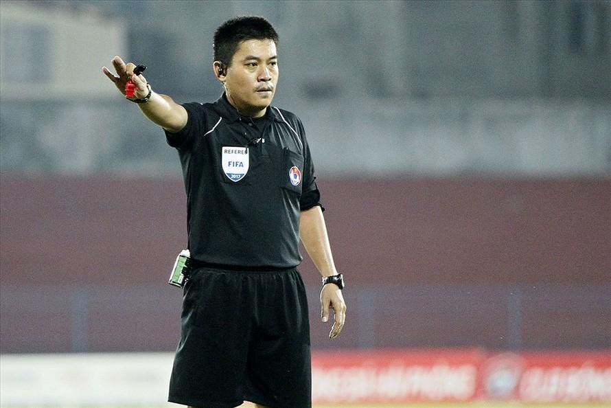 Trọng tài FIFA Nguyễn Hiền Triết không có cơ hội ở Asian Cup 2019
