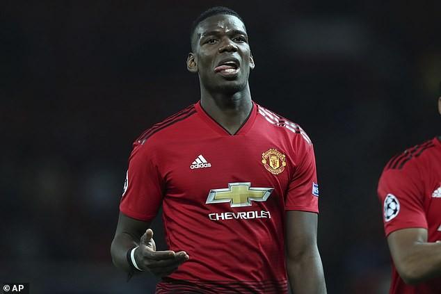 Paul Pogba và đồng đội cần trở lại ngay lập tức