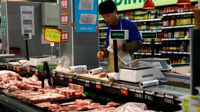 Nhiều mặt hàng nhập khẩu của Mỹ tại Trung Quốc bị áp thuế cao