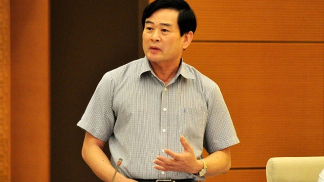Ông Nguyễn Đình Quyền