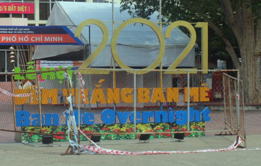 Đắk Lắk dừng tất cả hoạt động trong lễ hội Đêm trắng Ban Mê