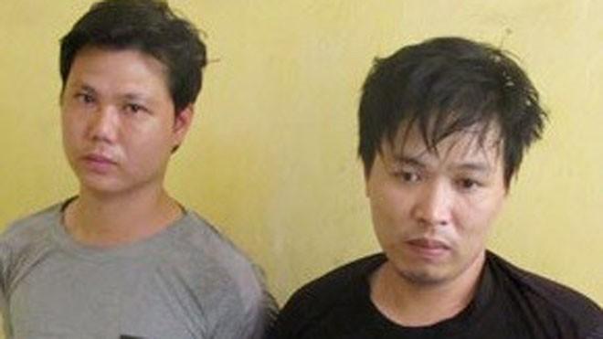 Hai tên trộm bị tóm gọn từ chiếc điện thoại đánh rơi