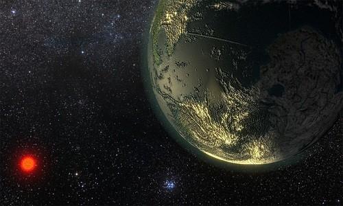 NASA sắp công bố phát hiện mới về các ngoại hành tinh. Ảnh: Twitter.