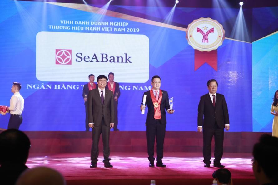Seabank được vinh danh nhiều giải thưởng uy tín