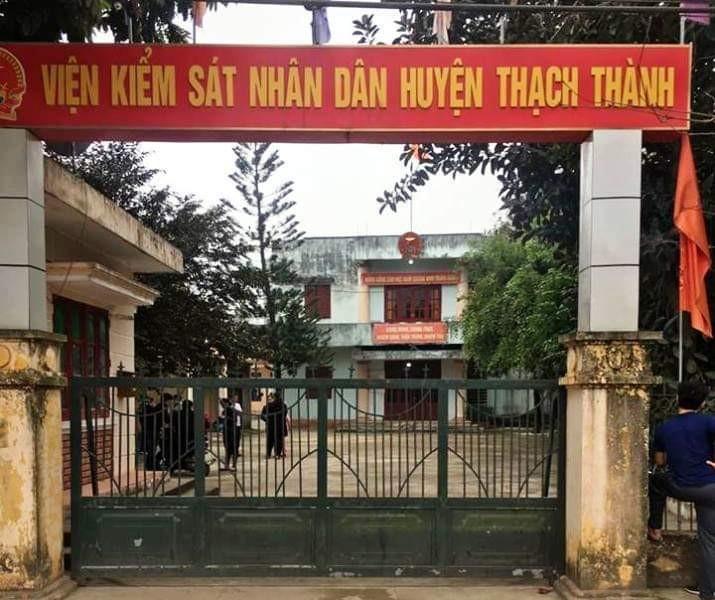 Vụ tử vong bất thường của viện phó VKSND huyện Thạch Thành gây xôn xao dư luận