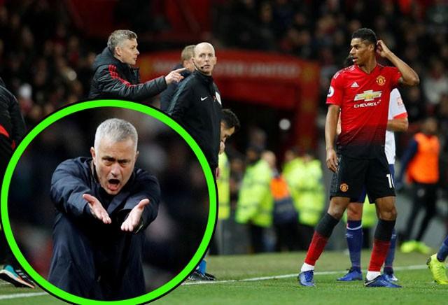 Thay vì chỉ trích như Mourinho, Solskjaer lại đưa ra lời khuyên nhẹ nhàng khi học trò mắc lỗi.