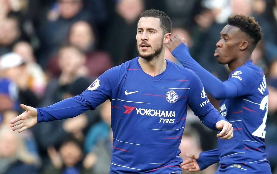 VIDEO: Chelsea hạ West Ham, 'đánh chiếm' Top 3
