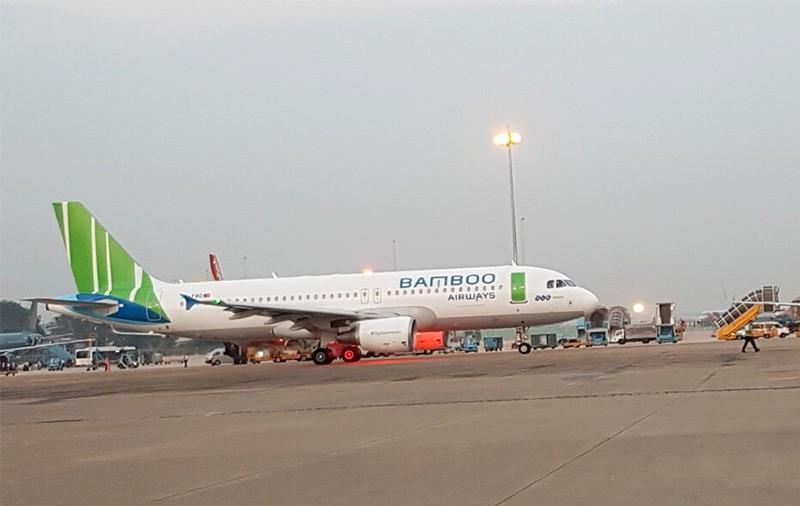 Bamboo Airways đặt mục tiêu bay thẳng đi Mỹ trong cuối năm nay hoặc đầu năm tới.