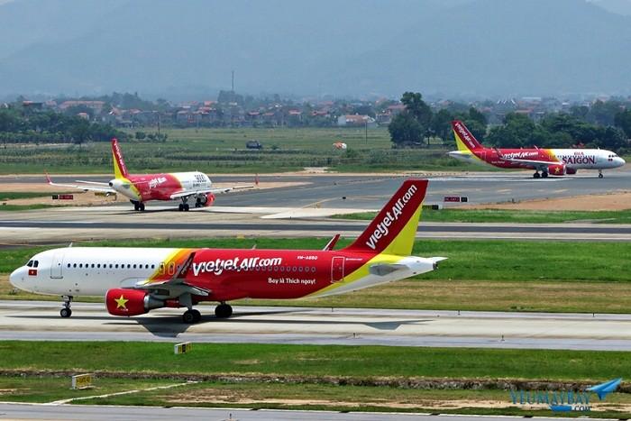 Vietjet cho biết, hiện hãng chưa khai thác máy bay Boeing 737 Max, chỉ khai thác máy bay A320- A321neo của Airbus.