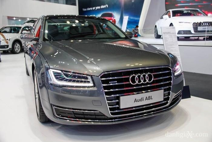 Triệu hồi gần 180 xe Audi A7, A8 và Q7 do nguy cơ rò rỉ nhiên liệu.