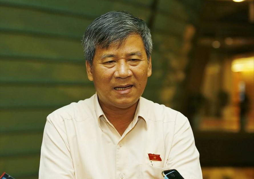 GS. Nguyễn Anh Trí. Ảnh: Như Ý