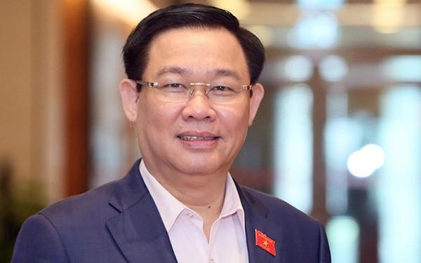 Uỷ ban Thường vụ Quốc hội phê chuẩn Bí thư Hà Nội Vương Đình Huệ làm Trưởng đoàn ĐBQH thành phố Hà Nội