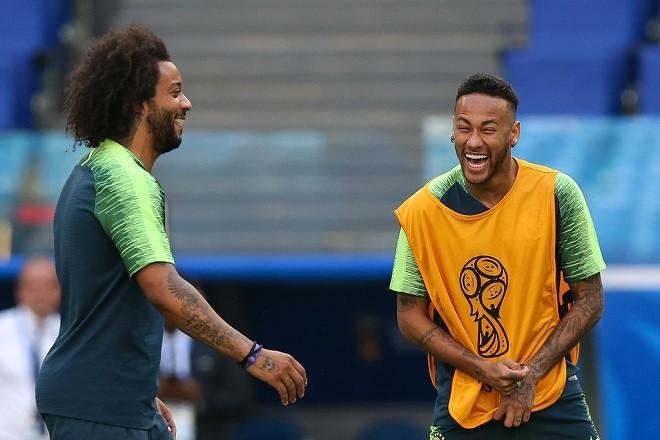 Tin nhanh World Cup: Brazil đón tin vui trước đại chiến với Bỉ