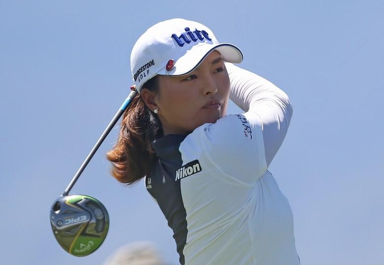 Nữ golfer Ko Jin-young lần đầu đoạt ngôi vị số 1 thế giới