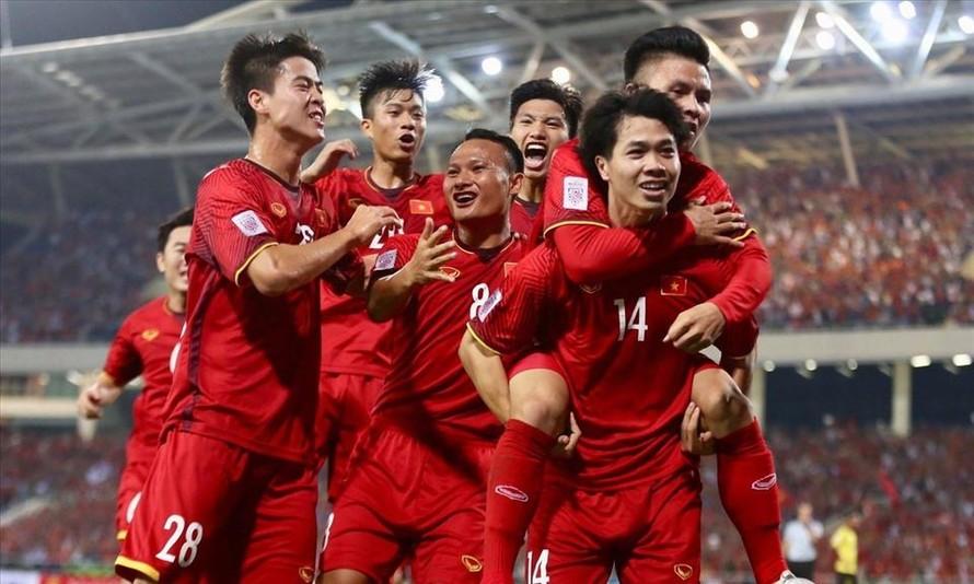Đội tuyển Việt Nam đá vòng loại World Cup 2022 vào...nửa đêm