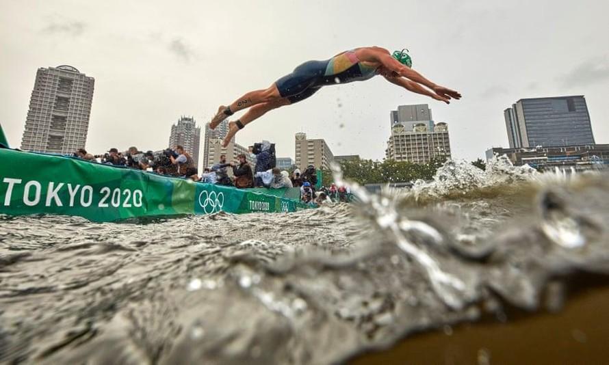 Flora Duffy tranh tài tại Olympic Tokyo