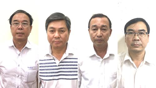 Những dự án 'đẩy' quan chức TPHCM vào lao lý