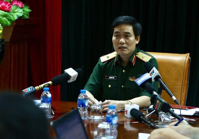 Thiếu tướng Trần Viết Tiến – Giám đốc Bệnh viện quân y 103
