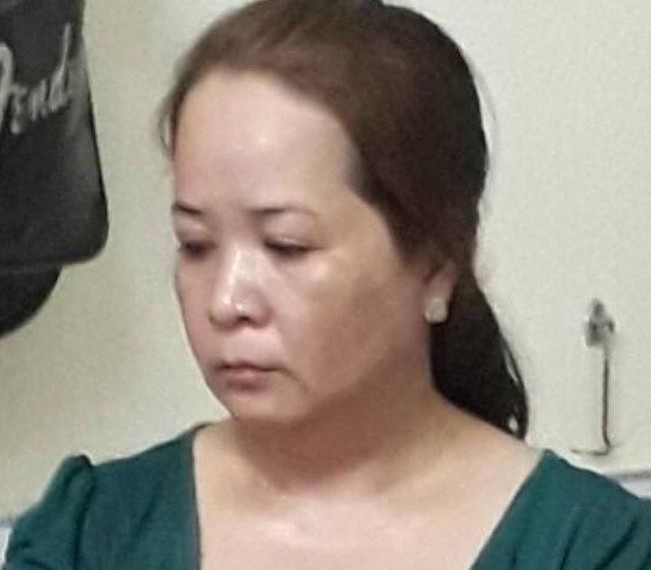 Nữ giúp việc trộm tiền của người nước ngoài bị bắt.