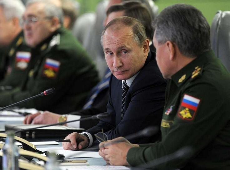Radio Thế giới 24H: Ông Putin thăng cấp cho hàng loạt tướng lĩnh Nga