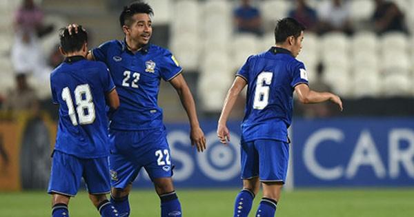 Thái Lan đặt mục tiêu vô địch AFF Cup 2016.