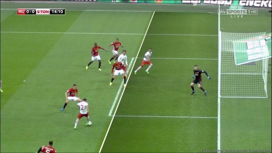 Southampton bị từ chối bàn thắng hợp lệ?
