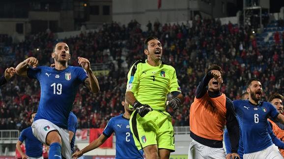 Thủ thành Gianluigi Buffon được nhắm cho chiếc ghế Bộ trưởng Thể thao Italia.