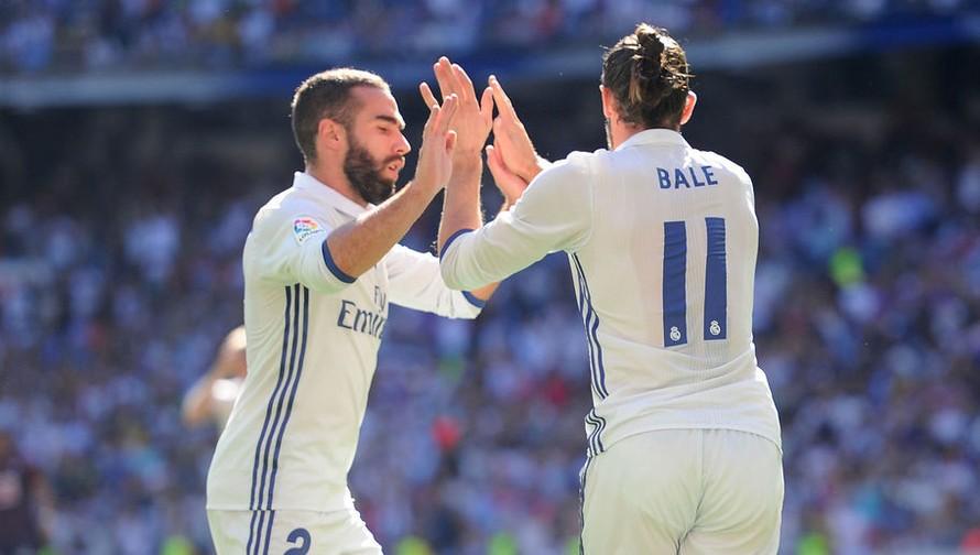 Bale và Carvajal có thể tái xuất vào đầu tháng 11 tới.