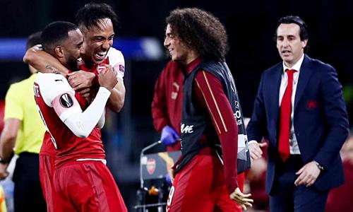 Sẽ có trận chung kết toàn Anh tại Europa League?