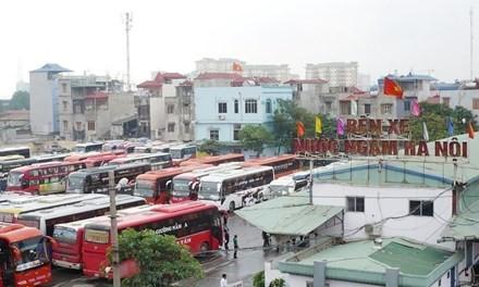 Hà Nội sẽ rà soát năng lực hoạt động của các bến xe, chủ yếu tập trung vào các bến xe: Nước Ngầm, Giáp Bát, Mỹ Đình.