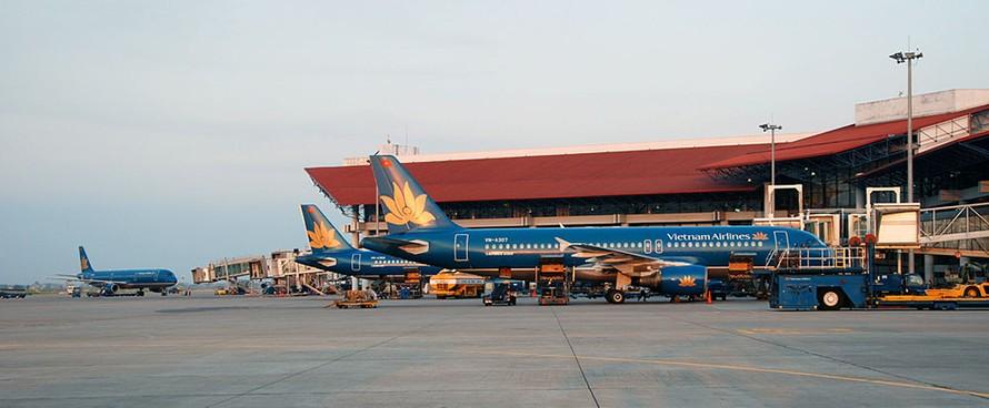 Sân bay Nội Bài được dự đoán sẽ quá tải trong tương lai gần.