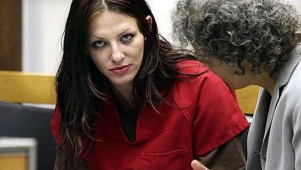 Alix Tichelman, gái gọi cao cấp đầu độc một Giám đốc Google năm 2013. Ảnh: Internet