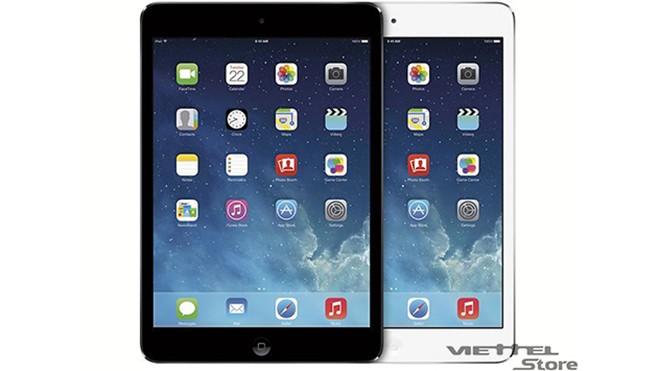 Viettel chính thức phân phối iPad