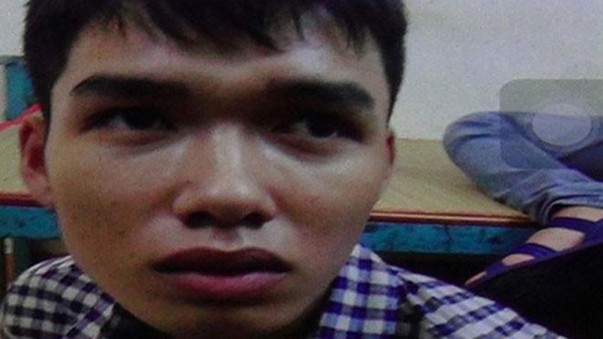 Đối tượng Nguyễn Ngọc Linh bị bắt giữ