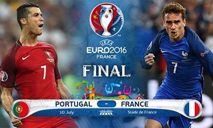 Thống kê không thể bỏ lỡ về chung kết EURO
