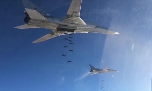 Nga triển khai tên lửa hành trình tối tân nhất diệt IS