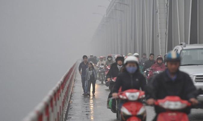 Hôm nay các tỉnh Bắc Bộ và Trung Trung Bộ tiếp tục mưa rét.