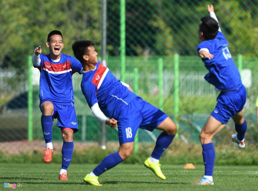 U20 Việt Nam hãy cứ tự tin vào trận đấu với Honduras.