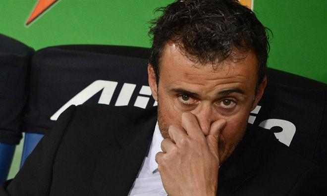 """Tới Barca, HLV Enrique dễ bị Messi 'át vía"""""""