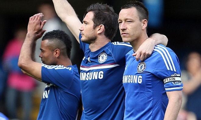 Mourinho muốn giữ Frank Lampard, John Terry và Ashley Cole.