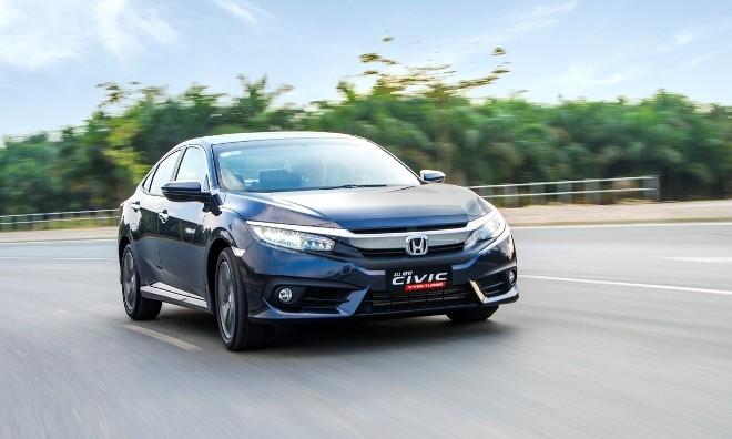 Honda Civic mới đạt doanh số ấn tượng trong tháng đầu tiên