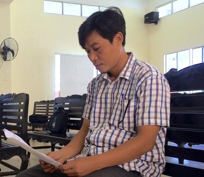 Ông Nguyễn Văn Túy, nguyên lái chính tàu SE2 trong vụ tai nạn đường sắt năm 2011. Ảnh: Zing