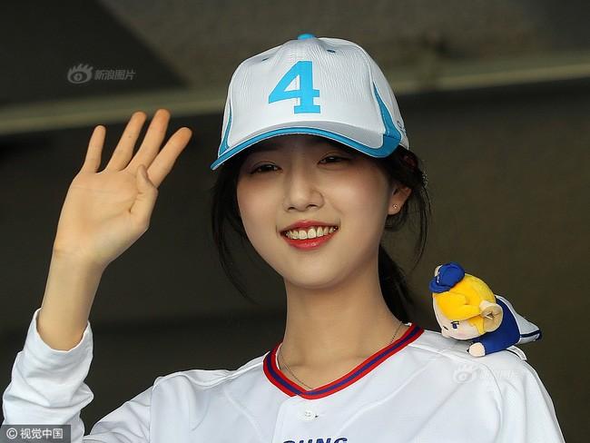 Yoo Dam, con gái xinh đẹp của ứng viên Tổng thống Hàn Yoo Seung-min.